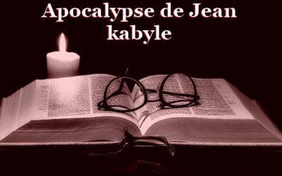 Apocalypse de Jean en kabyle
