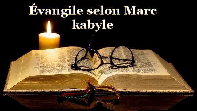 evangile marc kabyle